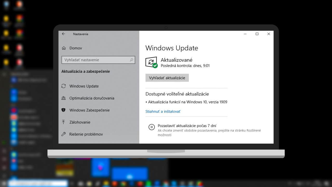 Windows 10 1909 aktualizacia (1)
