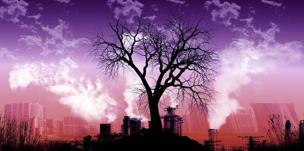 Tovaren ovzdusie CO2