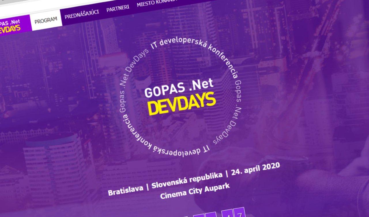 GOPAS.net_DEVDAYS
