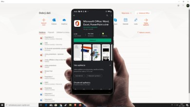 Microsoft Office 365 aplikacia