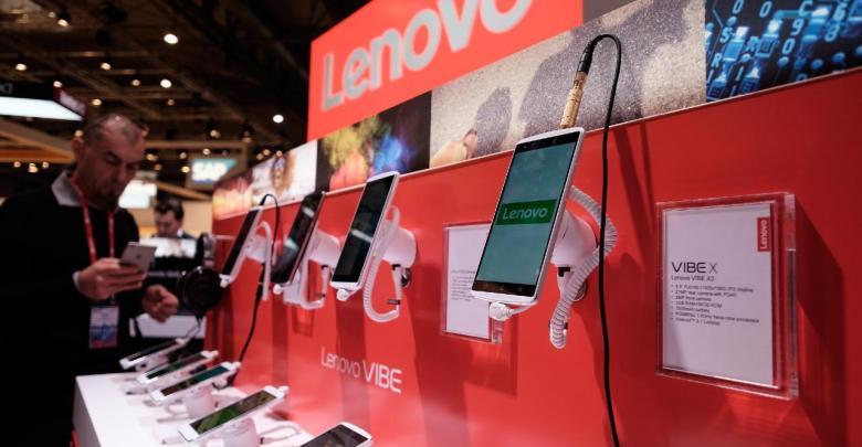 smartfony Lenovo