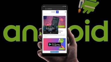 Android rezim Obraz v obraze