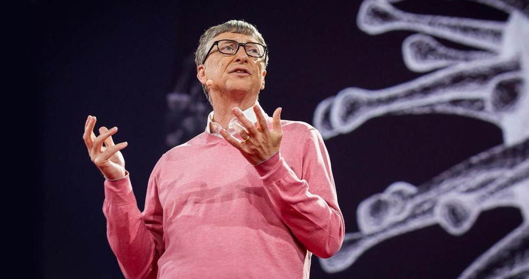 Bill Gates_konferencia TED