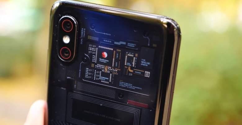 Xiaomi Mi 8_transparent edition