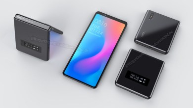 Skladatelny smartfon Xiaomi 2020