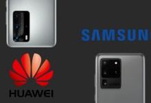 Samsung vs Huawei
