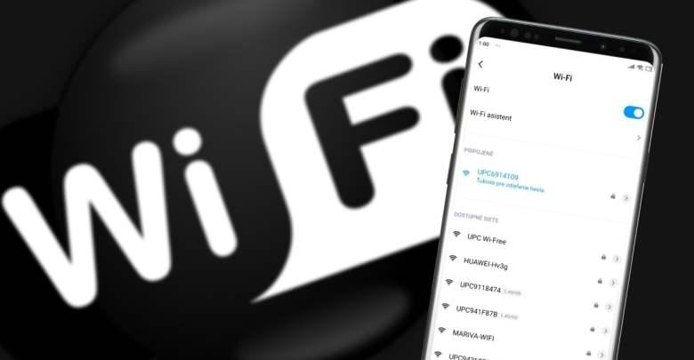 WiFi najcastejsie problemy