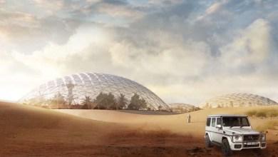 Mesto na Marse