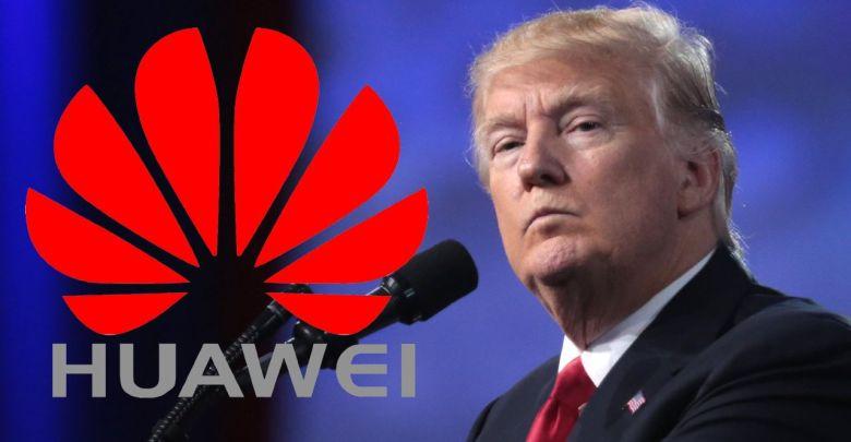 Huawei sankcie USA