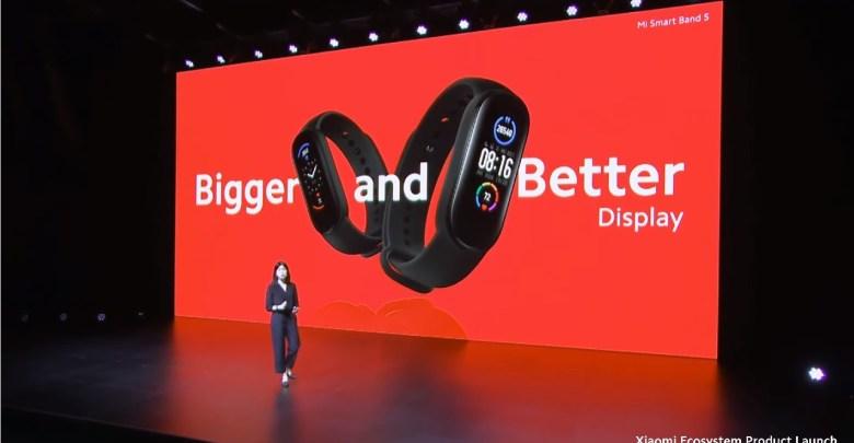 Xiaomi Mi Band 5_globalne predstavenie
