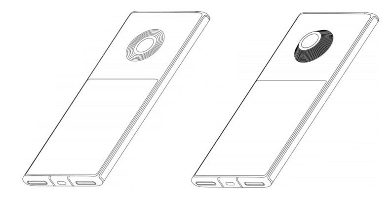 Xiaomi Patent_vizualizacia zvlastneho smarfonu