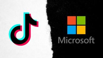 Microsoft a TikTok