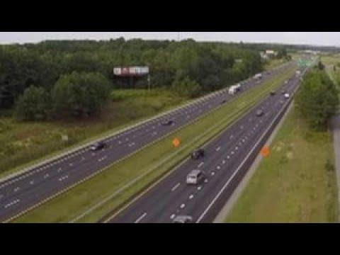 I-95 in urgent need of repairs in North Carolina