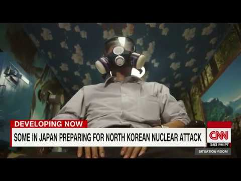 Some in Japan preparing for North Korea nuclear attack