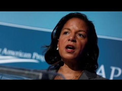 Susan Rice meets with House Intel Committee on 'unmasking'