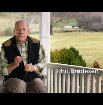 Announcement Video: Phil Bredesen (D) for Tennessee Senate 2018