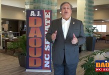 A.J. Daoud Campaign Ad