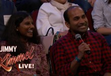 Behind the Scenes with Jimmy Kimmel and Audience (Arranged Marriage)