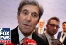 Report: John Kerry secretly meeting to save Iran deal