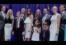'Born Trump' book shares a look at the first family