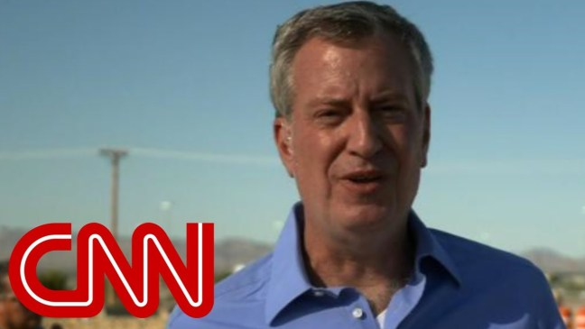 de Blasio: Kids have lice, bed bugs, and chickenpox