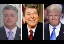 Hannity: The similarities between Reagan and Trump