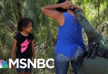 Craig Melvin's Final Thoughts On Migrant Family Separation From McAllen Texas | Craig Melvin | MSNBC
