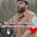 Nate For Congress Tractor TV Ad