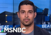 Wilmer Valderrama: Immigration Is 'Human' Not 'Political' | The Beat With Ari Melber | MSNBC