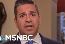 Rep. Ben Ray Lujan: 'Putting Children In Cages Is Not American' | Hallie Jackson | MSNBC