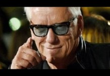 Conservative actor James Woods dropped by talent agent