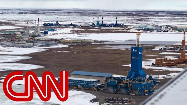 Fight brewing as Trump favors big oil in Alaska
