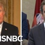 Donald Trump Calls Cohen A Liar. Cohen's Reportedly Furious At Donald Trump. | The 11th Hour | MSNBC
