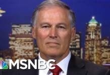 Gov. Jay Inslee: President Donald Trump Does Not Intend To Reunite Families | All In | MSNBC