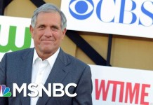 Prosecutors Won't Pursue Sexual Abuse Case Against Les Moonves | Katy Tur | MSNBC
