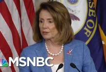At Least 50 Democrats Not Backing Nancy Pelosi | Morning Joe | MSNBC