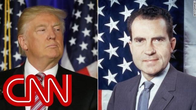 Avlon: Trump administration convictions could surpass Nixon
