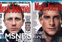 Magazine's Odd Model Choice: A Cover Story Or A Cover Story? | Rachel Maddow | MSNBC