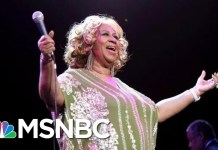 Aretha Franklin's Second Husband Comments On Her Death | Velshi & Ruhle | MSNBC
