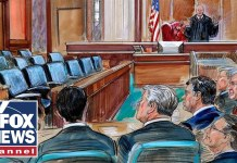 Judge in Manafort trial says he received death threats