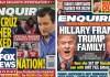 National Enquirer hid damaging Trump stories in safe