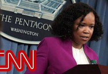 Pentagon chief spokeswoman under investigation