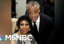 Reverend Al Sharpton: Aretha Franklin Never Left The Civil Rights Movement | Velshi & Ruhle | MSNBC