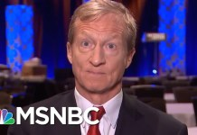 Tom Steyer Pours $110 Million Into Plan To Redefine The Democrats | Hallie Jackson | MSNBC