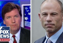 Tucker, Steyn talk Avenatti's possible 2020 run