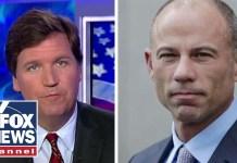 Tucker, Steyn talk Avenatti's possible 2020 run