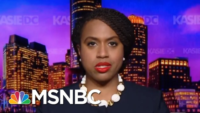 Ayanna Pressley: ICE Cannot Be Reformed, Must Be Abolished | Kasie DC | MSNBC