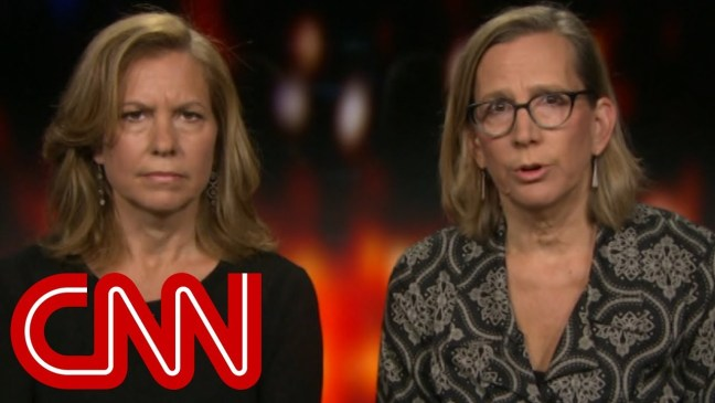 Ford's sister-in-law: I had tears running down my cheeks