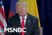 Richard Haass: Trump Moving Towards 'Extreme Nationalism' With UN Speech | Andrea Mitchell | MSNBC