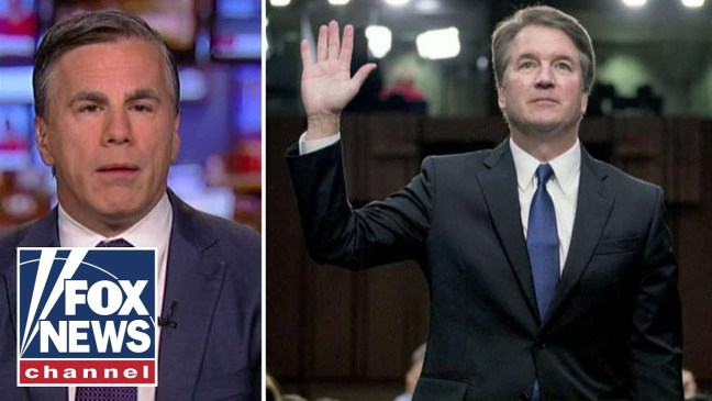 Tom Fitton: Kavanaugh-Ford hearing didn't advance the ball
